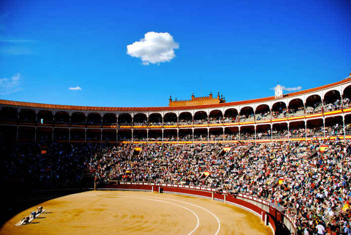 1445925035 d6a243a840 b e1522765488800 Las Ventas   the most famous bullring in Spain