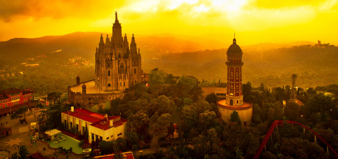 Tibidabo by Trey Ratcliff | flickr
