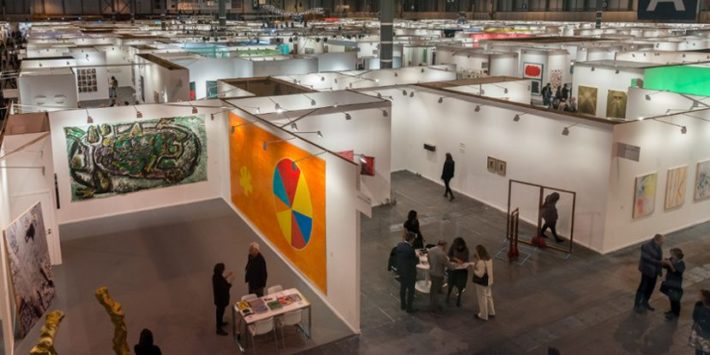 ARCOmadrid 2017 Photo Courtesy IFEMA e1548240965527 February in Madrid