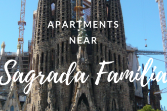 Apartments near Sagrada Familia