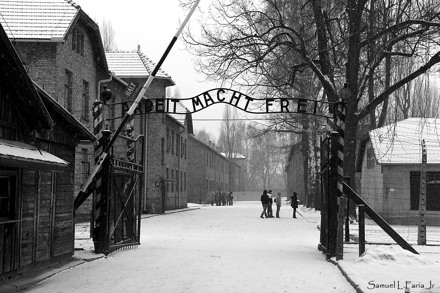 Auschwitz Samuel Jr flickr December in Madrid