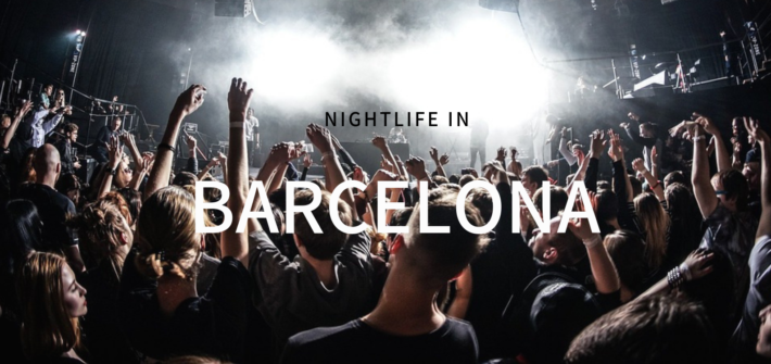 Nightlife in Barcelona