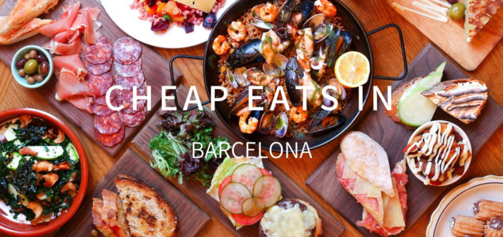 Cheap eats in Barcelona