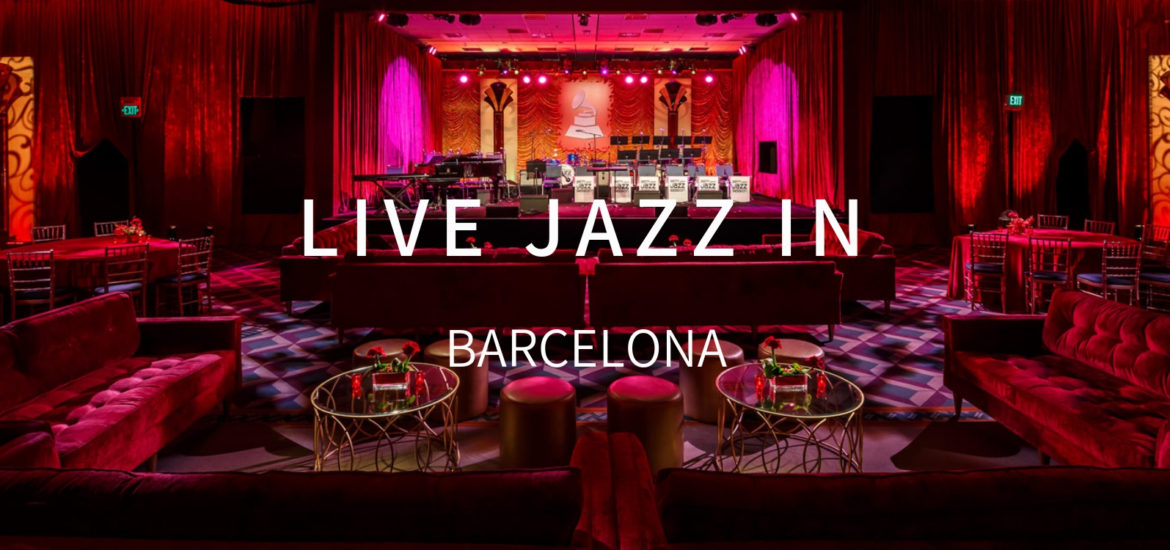 Live jazz in Barcelona