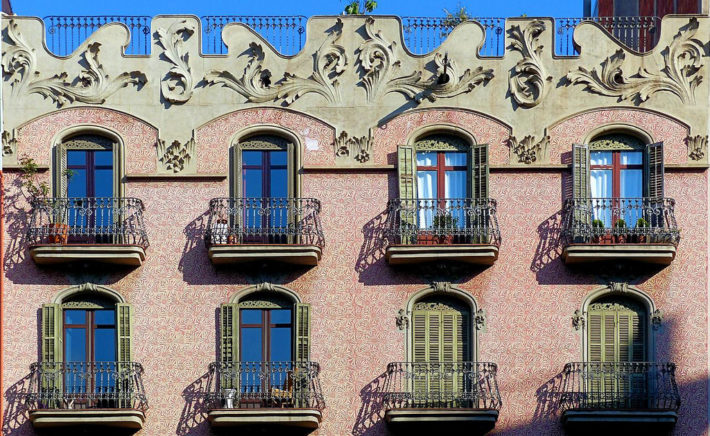 Balconies in Eixample by Arnim Schulz flickr e1540210423434 The newest addition   Alaia apartments!