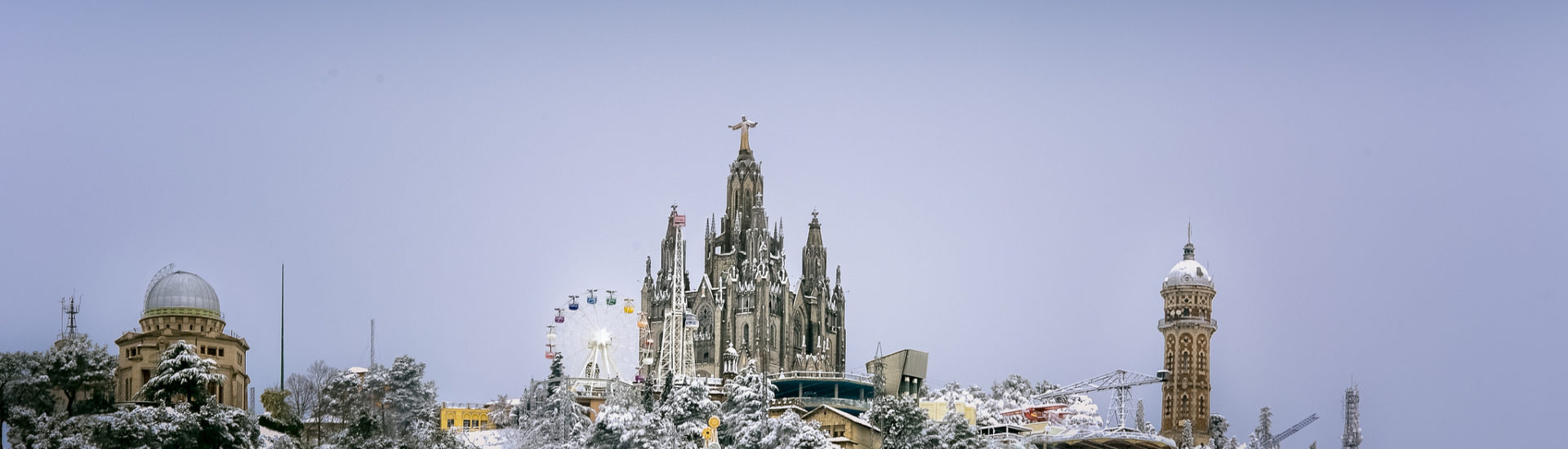Barcelona in winter by Juan Mario Cuellar | flickr