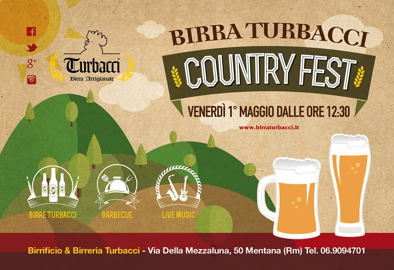 Birra turbacci Things To Do This May in Rome!
