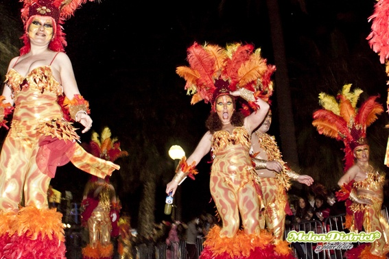 Carnival Sitges February 2016 in Barcelona   An opportunity to avoid or celebrate Carnival