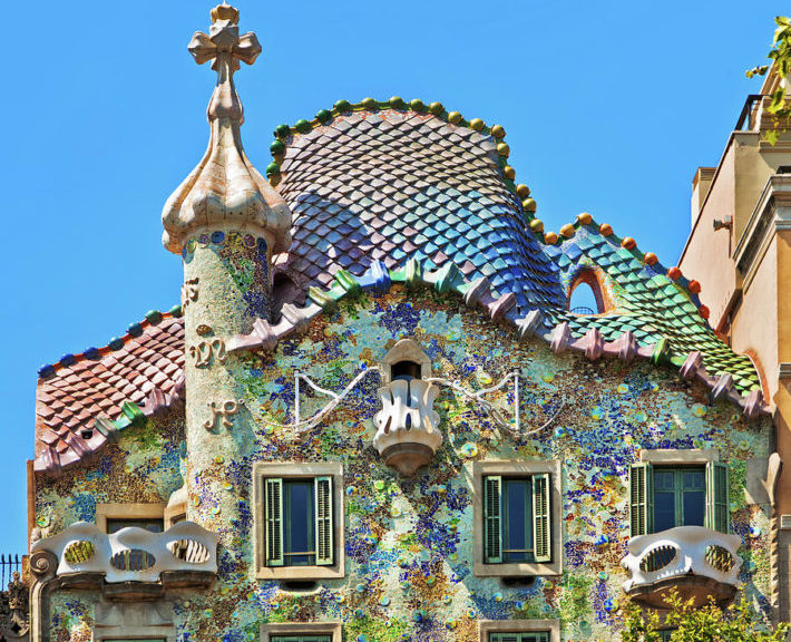 Casa Batllò Picture courtesy of Photos e1559635845864 Featured apartment of June: Barcelona Balconies 11