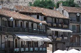 Chinchon. Madrid