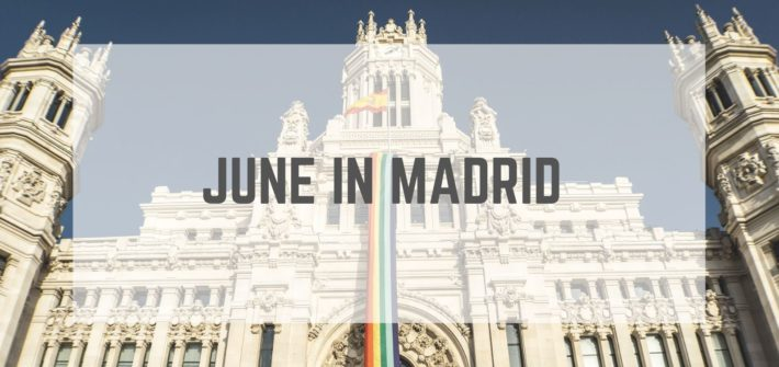June in Madrid