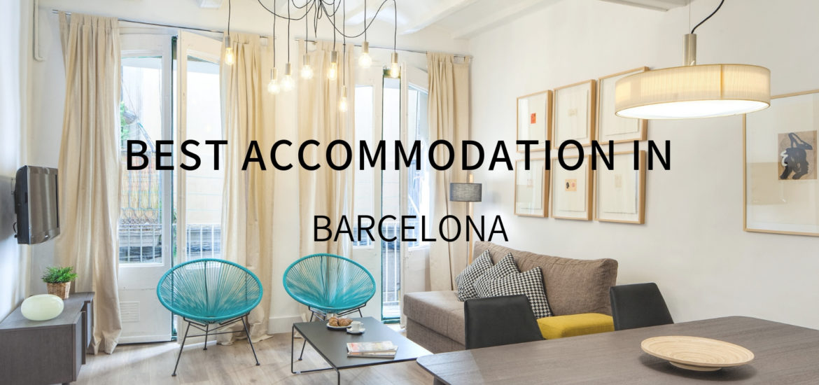 Best accommodation in Barcelona