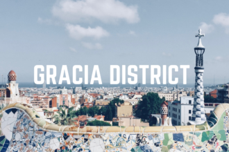 Gracia district