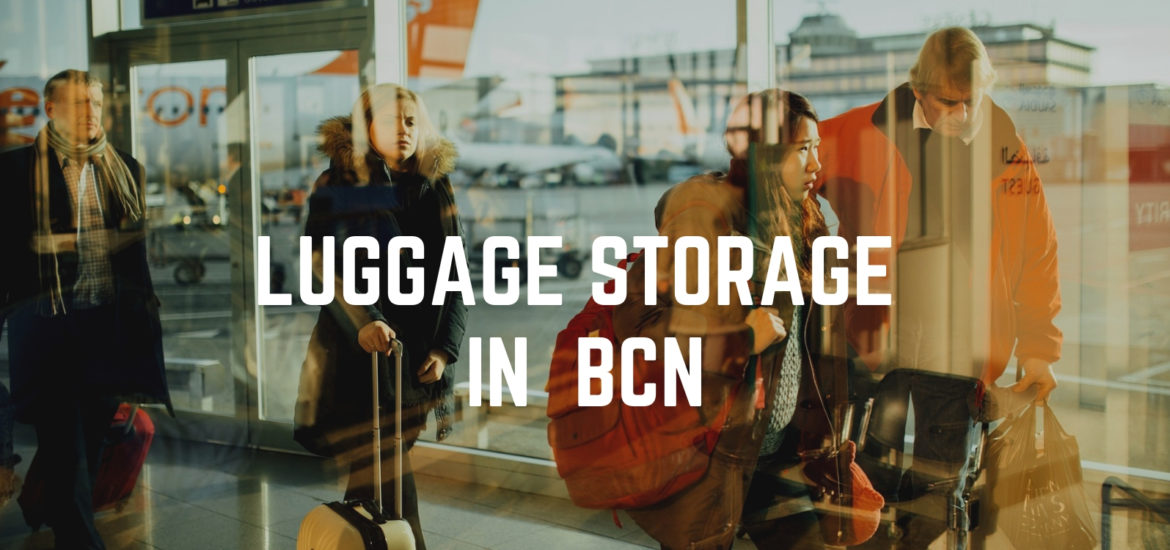 Luggage storage in Barcelona