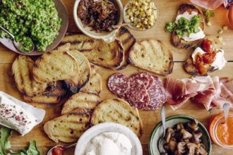 How to eat like a Spanish