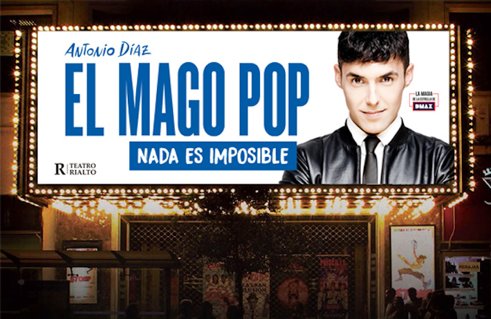 El Mago Pop September in Madrid