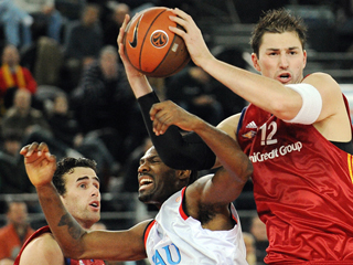 Euroleague Euroleague Bakestball 2011 Barcellona! 6 8/5/2011