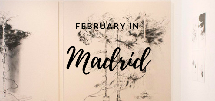 February in Madrid