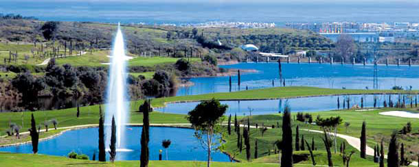 Flamingo golf Club Marbella. Flamingo Golfclub. Ctra cadiz. Km 166.