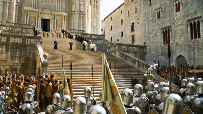 Girona Cathedral Creators Syndicate e1550838540810 Game of Thrones trip to Girona