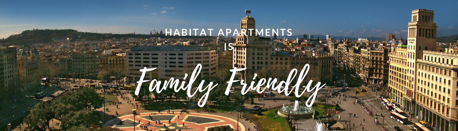 Habitat Apartments is Family Friendly