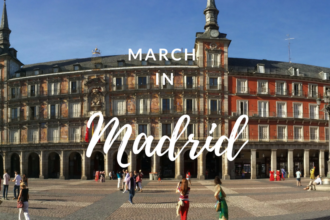 March in Madrid