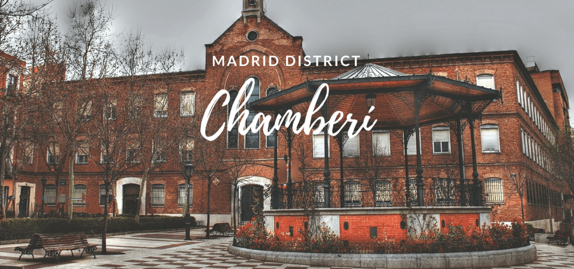 Chamberi District