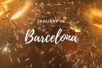 January in Barcelona   Photo by Mariano Martínez Mateo   flickr