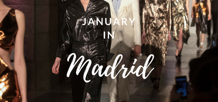January in Madrid