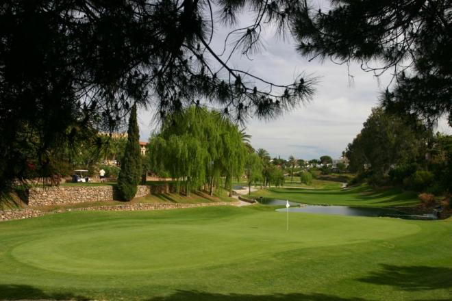 La quinta del Golf & Country Club. Marbella