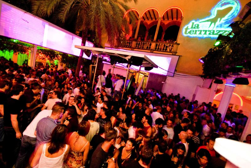 LaTerrrazza 11 20 mei Grand Opening La Terrazza Barcelona