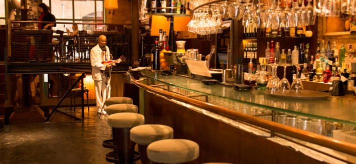 Little Italy restaurant Picture courtesy of Restaurante Little Italy Barcelona e1575457321175 The Best Jazz Bars