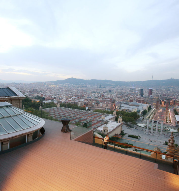 MNAC viewpoint Picture courtesy of MNAC e1579262589728 The best viewpoints in Barcelona