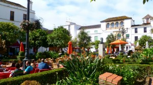 Marbella old town 300x168 Top 3 things to do in Marbella