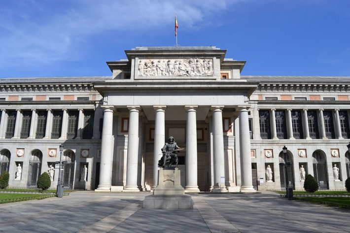 Museo del Prado Picture courtesy of wikipedia e1575893862895 January in Madrid