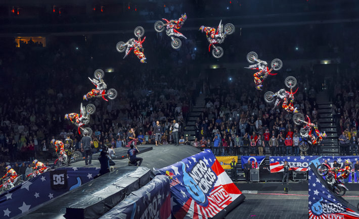 Nitro Circus Sumshine coast stadium e1558513379938 June in Madrid