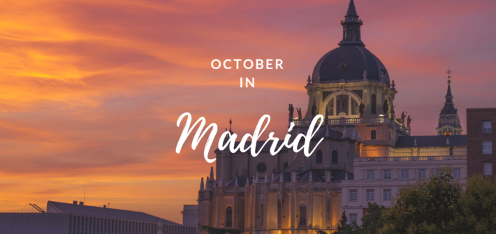 October in Madrid