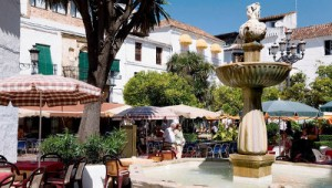 Orange Square Marbella 300x170 Old Town & Plaza de los Naranjos