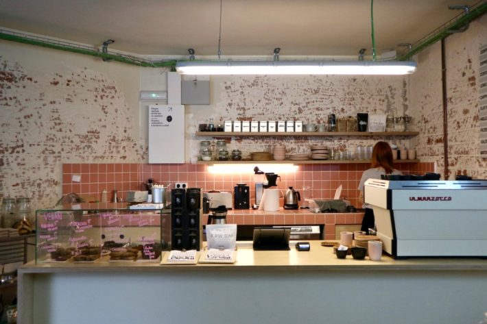 %name The Best Coffee shops in Barcelona