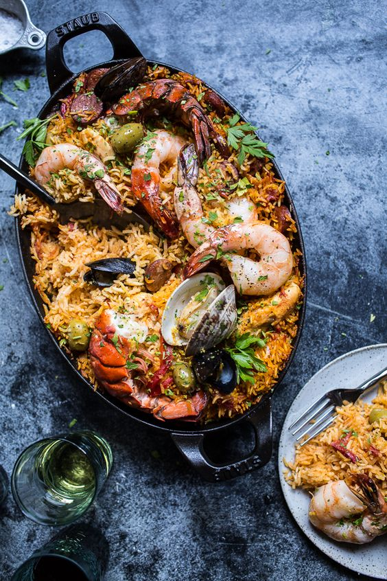 Paella cooking Class Madrid March 2016