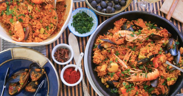 Paella sailingeurope e1551354490252 Cheap Eats in Barcelona
