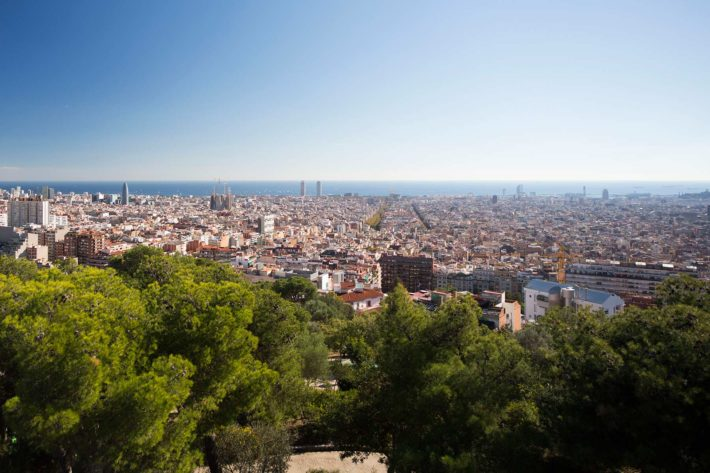 Park Güell Picture courtesy of City Tours Barcelona e1579265618710 The best viewpoints in Barcelona
