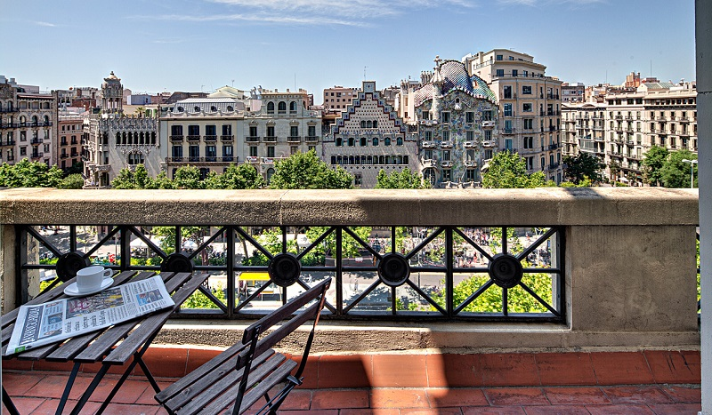 Paseo-de-Gracia-A-apartment-barcelona-terrace