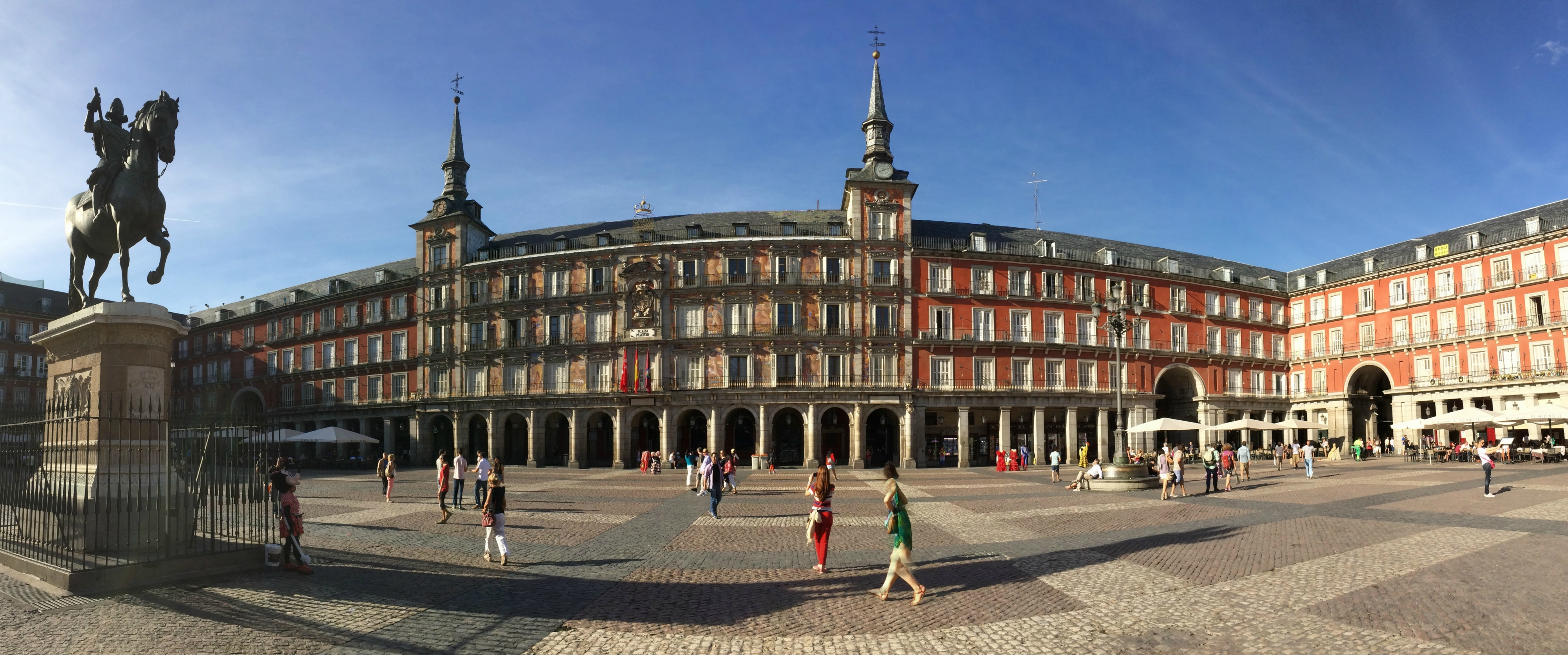 PlazaMayorKrisArnoldflickr Plaza Mayor in Madrid