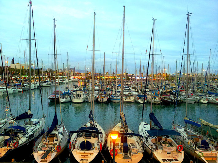 Port Vell e1528897149196 Barcelonas district, this month: Barceloneta