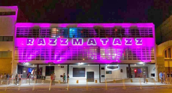 Razzmatazz Club Picture courtesy of m.forocoches e1574852588473 The Best clubs for New Year´s Eve