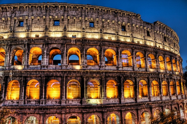 Rome colosseum 5 must see attractions in Rome