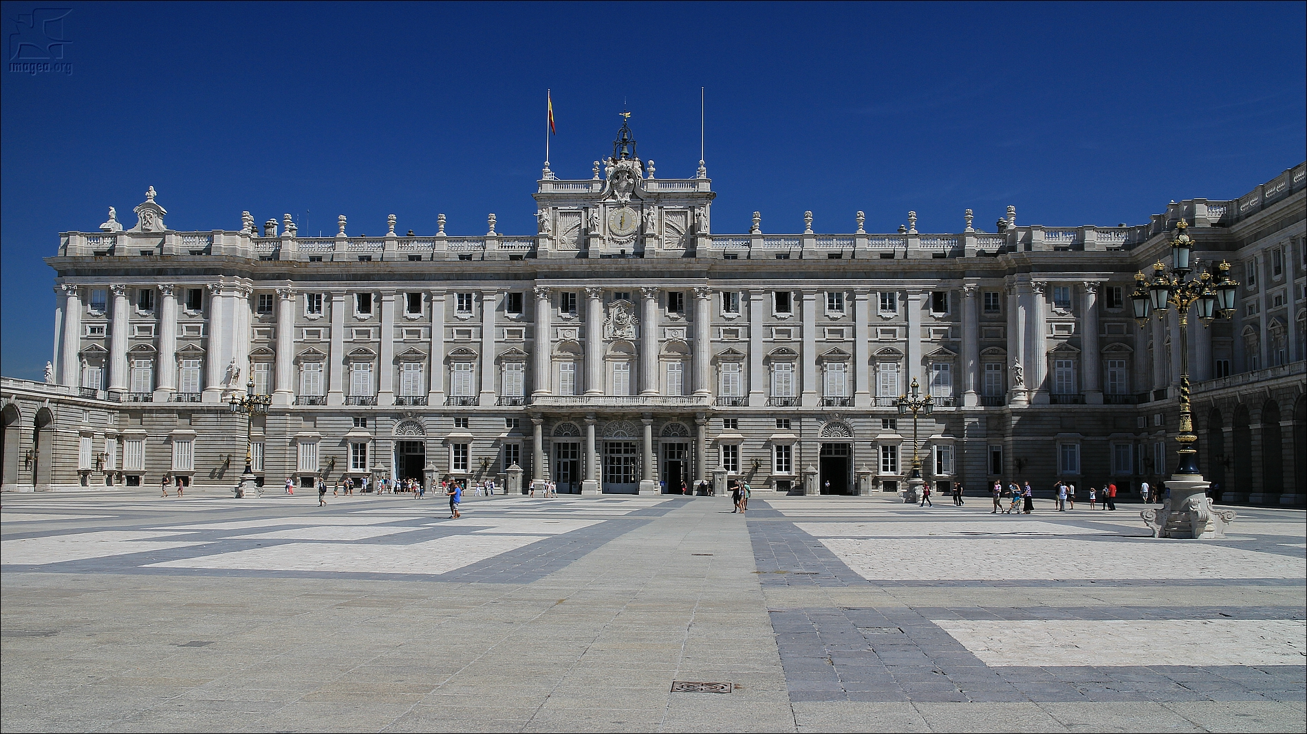 Royal palace madrid Madrid During April and Easter Holidays   Fun For all The Family