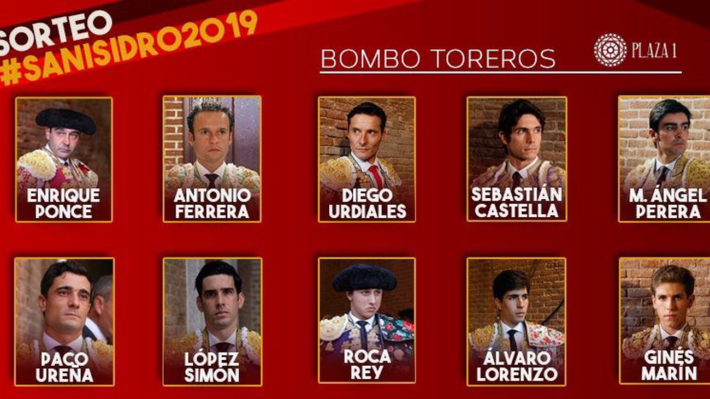 Sorteo abono Feria San Isidro 2019 2097110307 6815192 1300x731 e1554968855454 May in Madrid