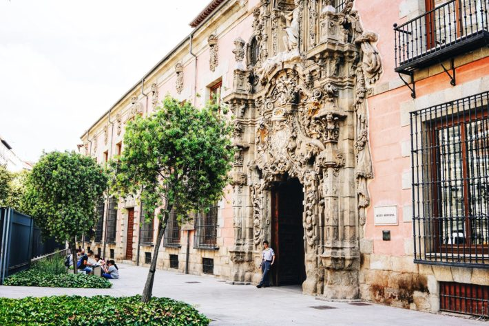 The Museo de Historia de Madrid at the edge of Malasańa Photo courtesy of Elizabeth Wellington Vogue e1549967283262 10 things to do in Madrid's Malasaña